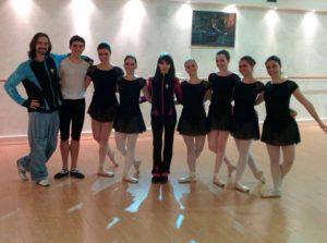 Maestri ed Allievi Art de la Danse